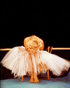 alwaysmarilynmonroe:  Marilyn photographed for the Ballerina Series by Milton Greene in 1954.