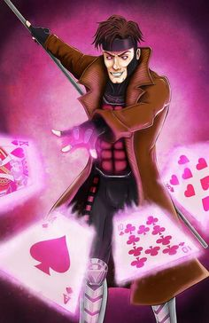 Gambit | X-Men offbeatandwhimsical.com