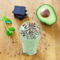 This healthy shamrock shake recipe is dairy-free, refined sugar-free, and additive-free. It's made with coconut milk, avocado, and fresh mint.