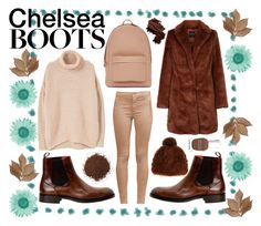 """""""contest: Chelsea boots - 20161117"""" by catharine-polyvore ❤ liked on Polyvore featuring French Connection, MANGO, Pologeorgis, PB 0110, Deborah Lippmann, Bobbi Brown Cosmetics and Bliss Studio"""