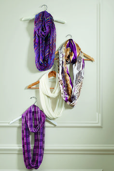 Scarves make such a great #accessory