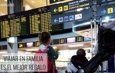 Viajar en familia es