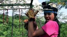 Showcasing trips by @CanopyRiver to Puerto Vallarta's jungle, you'll love the adventures you can have in here