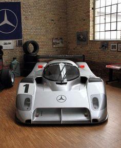 Sauber Mercedes C291