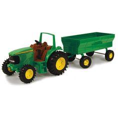 John Deere Tractor with Wagon - Walmart.com $16