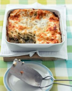 Zucchini Lasagna and Meatless Monday recipes