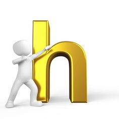 H, Letter, Alphabet, Alphabetically