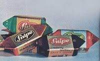 Caramelos masticables Snipe..¡¡Ya no me acordaba de ellos!!.