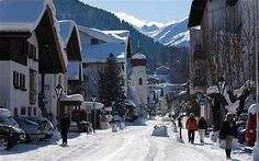 Skiing: Beauty and the piste in St Anton, Austria
