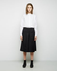 Public School Hakama Pleated Short