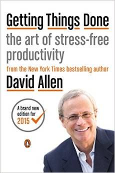 Enter to win: David Allen's #GTD library from Kevin @Kruse