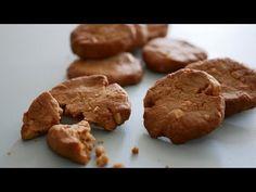 材料4つ!ピーナツバターで作るクッキー | Peanut butter cookies - YouTube Scones, Peanut Butter, Cookies, Desserts, Youtube, Food, Entertaining, Crack Crackers, Tailgate Desserts