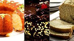 5 receitas de bolo que não engordam - Bolsa de Mulher