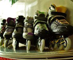 Roller Derby Inline Skates en México Extremo