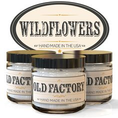 OLD FACTORY SCENTED CANDLES REVIEW #scentedcandles -