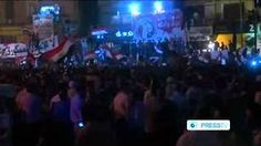 #Egypt: #Cairo protesters camp out in #Tahrir