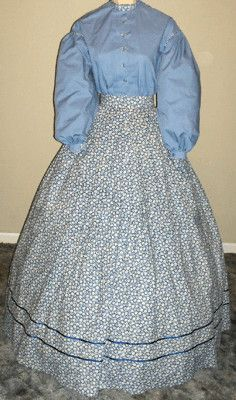 1850 pioneer clothing - Google Search