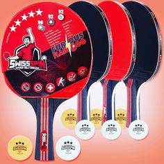 Looking for an unusual xmas gift for your family members, friends or office pals? Check out our Table Tennis gear 🏓 and more at www.SwissSpin.com! 🏓100% Satisfaction Guarantee! 🏓FREE shipping! 🏓Easy Returns! . . #swissspin #swissdesign #swissprecision #swissmad #tabletennis #tabletennisforsale #tabletennisdaily #tabletennismotivation #tabletennisplayer #tabletennisblade  #kidslovepingpong #kidslovetabletennis #outdoorsports #indoorsports #xmasgifts #christmasjoy #christmasgiftsideas Table Tennis Set, Table Tennis Player, Tennis Gear, Swiss Design, Christmas Gifts, Friends, Check, Fun, Kids