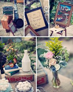 Looking for vintage props similar to these to make your day unique? We can help you out!