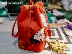 bucket bag pattern