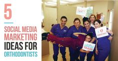Need some social media marketing ideas for your orthodontic practice? Read this!