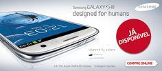 Samsung Galaxy SIII @  www.radiopopular.pt
