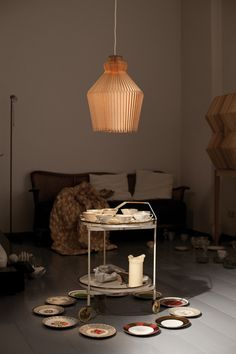 Accordion Lamp - Elisa Strozyk