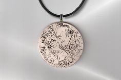 Keramik, Kette schön zum Lagenlook
