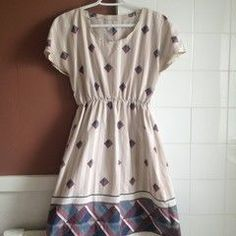 Bedsheet Dress