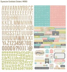 Spring 2014 Reveal Day 3 - Hello Baby | Simple Stories Great colors and textures in this collection and lots of wonderful phrases, words and images to add! #simplestories #hellobaby