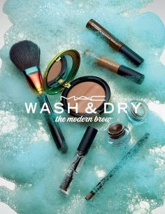 MAC Wash and Dry Collection The Modern Brow Summer 2015
