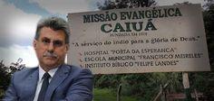 The Intercept CONVÊNIOS BILIONÁRIOSmantidos à custa de influência política, relações suspeitas com a Secretaria Especial de Saúde Indígena (Sesai), acusações de suborno de lideranças indígenas, denúncias de assédio moral e ameaças a funcionários da instituição. É assim que a Missão Evangélica Caiuá, sediada na zona rural de Dourados (MS) tornou-se dona da saúde indígena no Brasil, recebendo mais de R$ 2 bilhões do governo federal entre 2012 e 2017. A rede de atuação da entidade está na mira…
