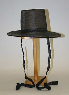 Yangbang Horsehair hat. This hat would have traditionally been worn by upper class Korean men.#KoreanTextiles