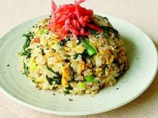 きょうの料理【卵チャーハン】|くらしのパートナー:あなたの毎日の暮らしを豊かにするEテレ(NHK教育テレビ)の生活実用番組ポータルサイトです。