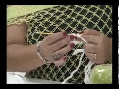 Vídeo Crochê Blusa - Ponto Segredo