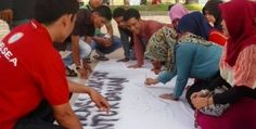 Children's aspirations for DPR Aceh Unsyiah