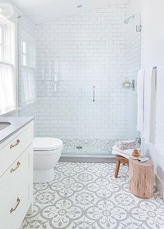 18 reasons to fall in love with patterned tile