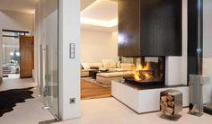 Hier bekommen Sie Innovation, Kreativität und Qualität – Flammenzauber aus dem Hause Rüegg. #Innovativefireplaces #WoodFireplaces #DreamKamine