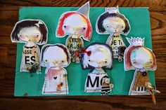 Artful Play: Make Your Own Ribbon Tags