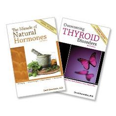 My 'Hormonal Health' bundle pack where you can buy 2 books and save 10%! http://www.drbrownstein.com/Hormonal-Health-p/hormonalh.htm