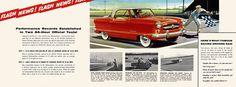 Nash Metropolitan | 1954 Nash Metropolitan brochure