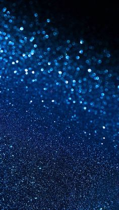 Midnight blue sparkle glitter sparkles and wallpaper cobalt iphone