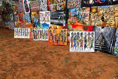 Feima Arts and Crafts Market, Maputo