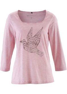 Shirt roze - bpc selection koop online - bonprix.nl