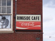Oh Springfield Ringside Cafe