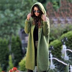 Loose Sweater, Sweater Coats, Winter Sweaters, Long Sweaters, Long Sleeve Sweater, Sweater Jacket, Jumpers For Women, Cardigans For Women, Coats For Women