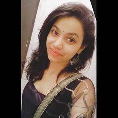 indian girl look
