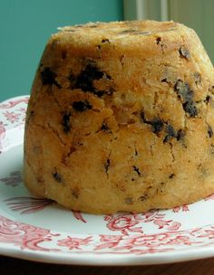 Spotted Dick! Traditional British Steamed Fruit Sponge Pudding Recipe - Food.com