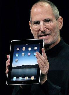 18 táticas para fazer uma grande apresentação como Steve Jobs