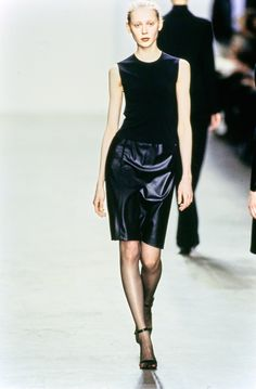 Calvin Klein Collection Fall 1999 Ready-to-Wear Fashion Show - Colette…